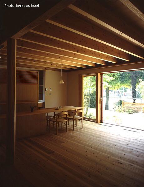 現代町家4-4 日本各地の現代町家