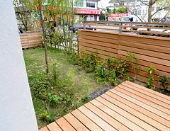 博多町家の庭